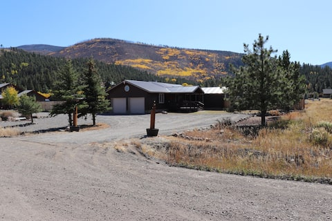 Beautiful 3 Bed 2 Bath Fully Furnished Cabin
