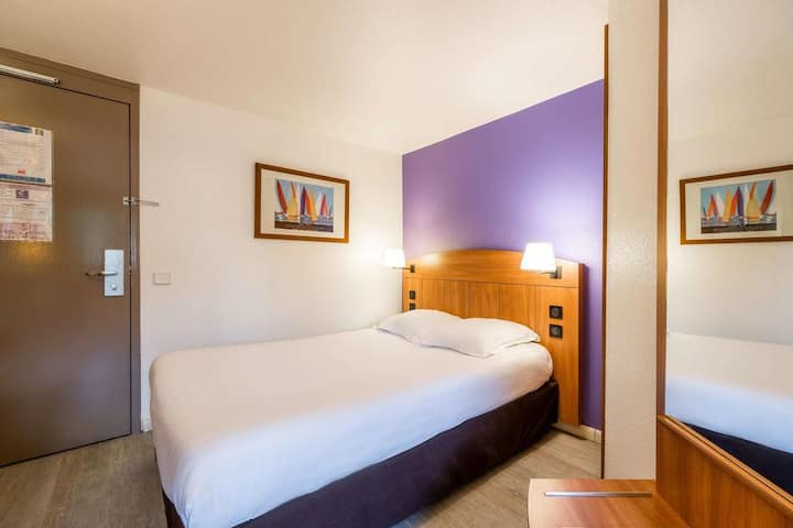 Chambre Double, Grenoble Meylan