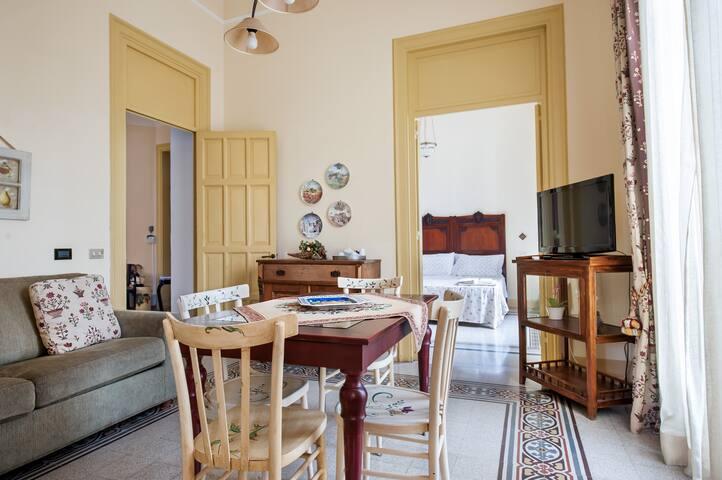 Suite di charme nel cuore di Palermo - Palermo - Bed & Breakfast