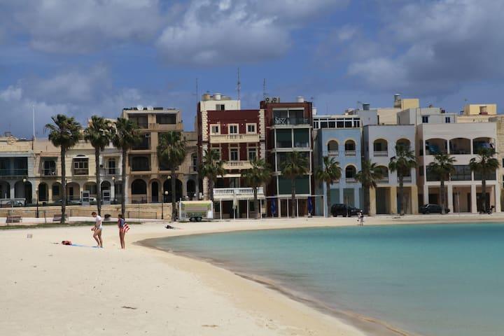 Seafront Apartment - Birzebbugia - Birżebbuġa - Byt