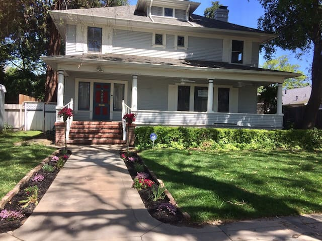 Charming B&B in heart of wine country LODI! - Lodi - Bed & Breakfast