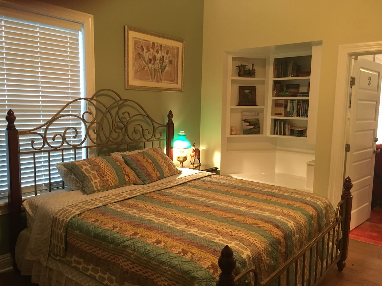 Enjoy Our Sage Room Equipped on the First Floor with ADA Accessibility