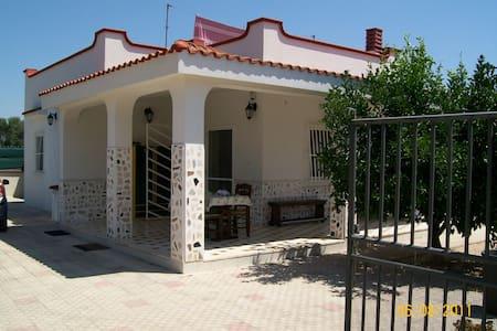Beautifull villa on Salento coast
