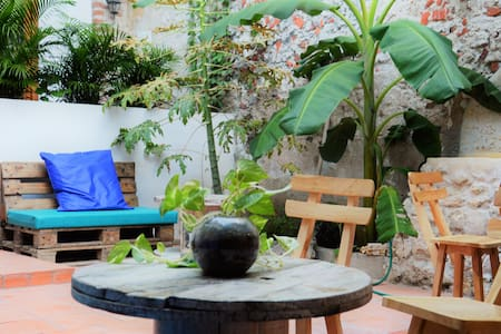 Casa Venita in the heart of Getsemaní (4-Bed-ii) - Cartagena