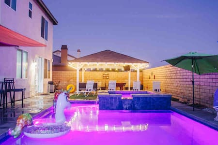 A Relaxing house w/New pool and Spa
