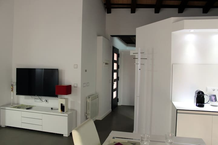 Apartment among volcanoes in Olot - Olot - Apartment