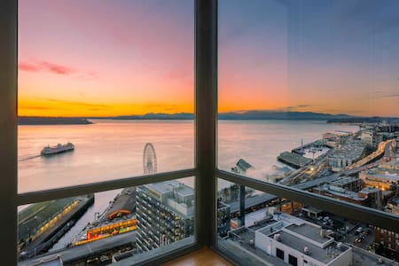These are the best views in Seattle!!!