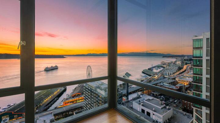 These are the best views in Seattle!