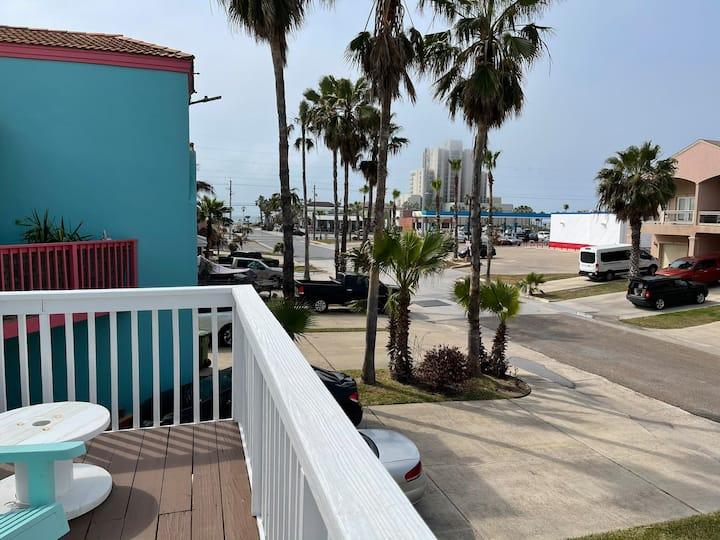 South Bay 1 BeachSide family Duplex, shared pool