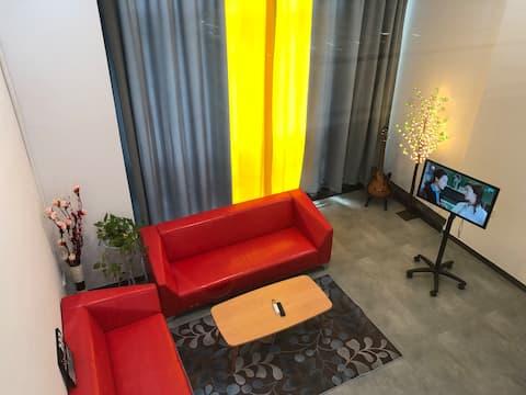 Высокоскоростной Wi-Fi находится рядом со станцией метро Dongping и выставкой Tanzhou в Фошане