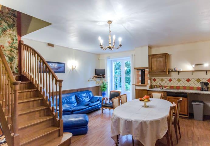 Gite Le Chais - 3 ch. tout confort - Miniac-Morvan - House