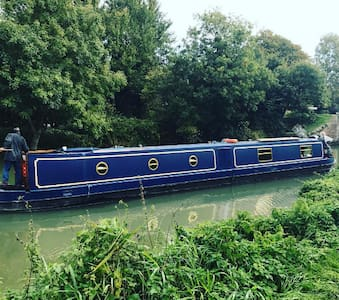 Narrow Boat, Bath Canal - Sleeps 2 - 6 - Bathampton - Boat