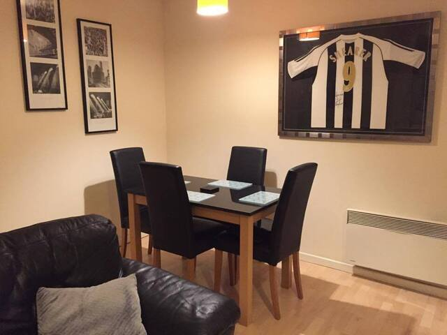 Spacious Central City Centre Apartment - Newcastle upon Tyne - Huoneisto