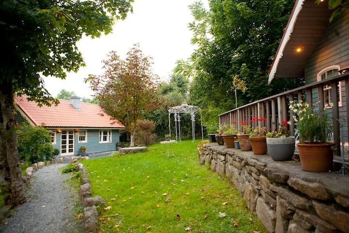 Rural Quaint Chalet in Ireland's Magical West