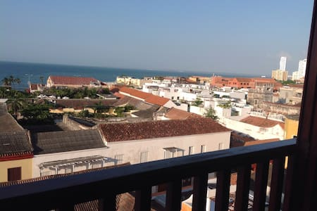 Loft in Old Town, Cartagena - Cartagena - Lejlighed