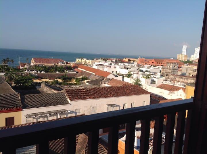 Loft in Old Town, Cartagena