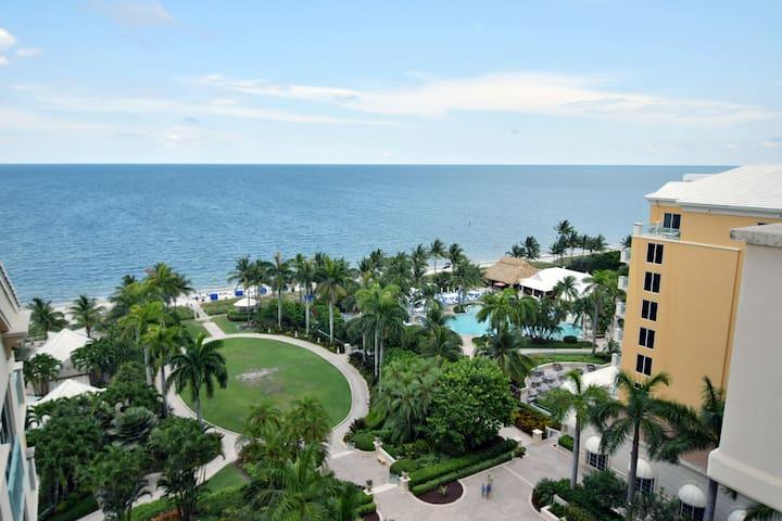 OCEAN FRONT APARTMENT RITZ CARLTON  5 STARS - 比斯坎灣(Key Biscayne) - 公寓