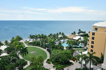 OCEAN FRONT APARTMENT RITZ CARLTON  5 STARS - 比斯坎湾(Key Biscayne) - 公寓