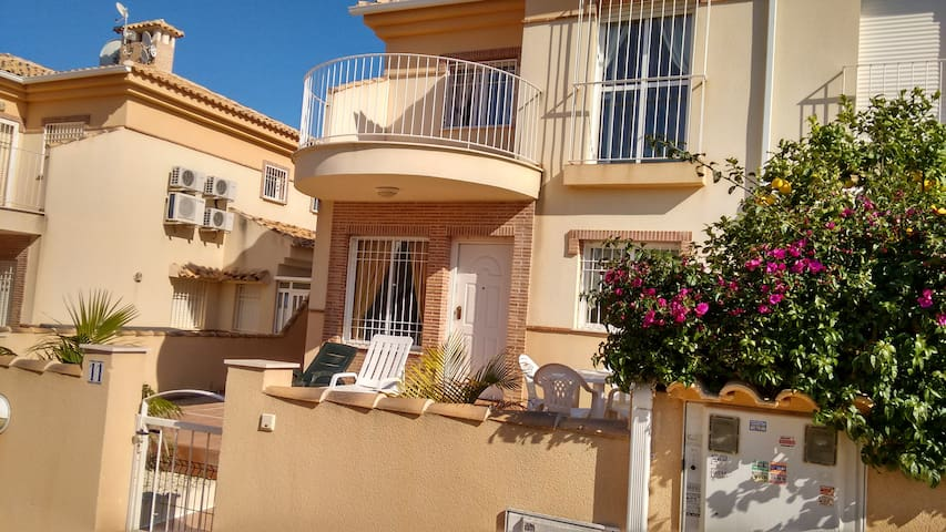 3 Bed Duplex (Semi) with Large Swimming Pool