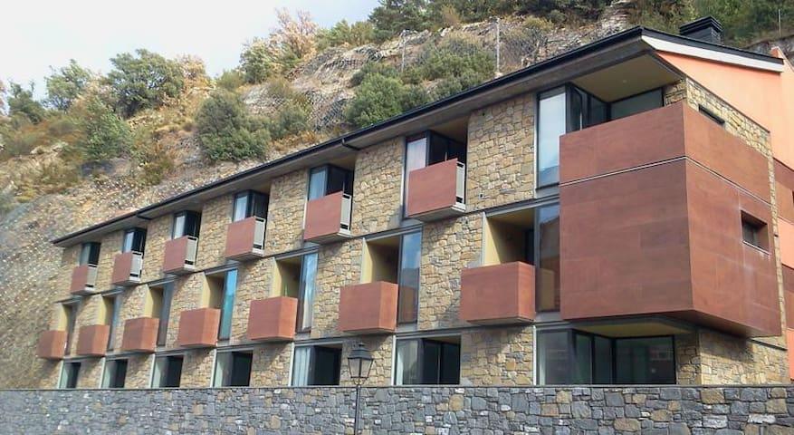 Cibos 3000 Apartamento 2/4 - Sant Julià de Lòria - Wohnung