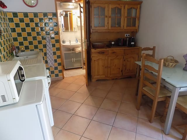 la petite maison de Blanche