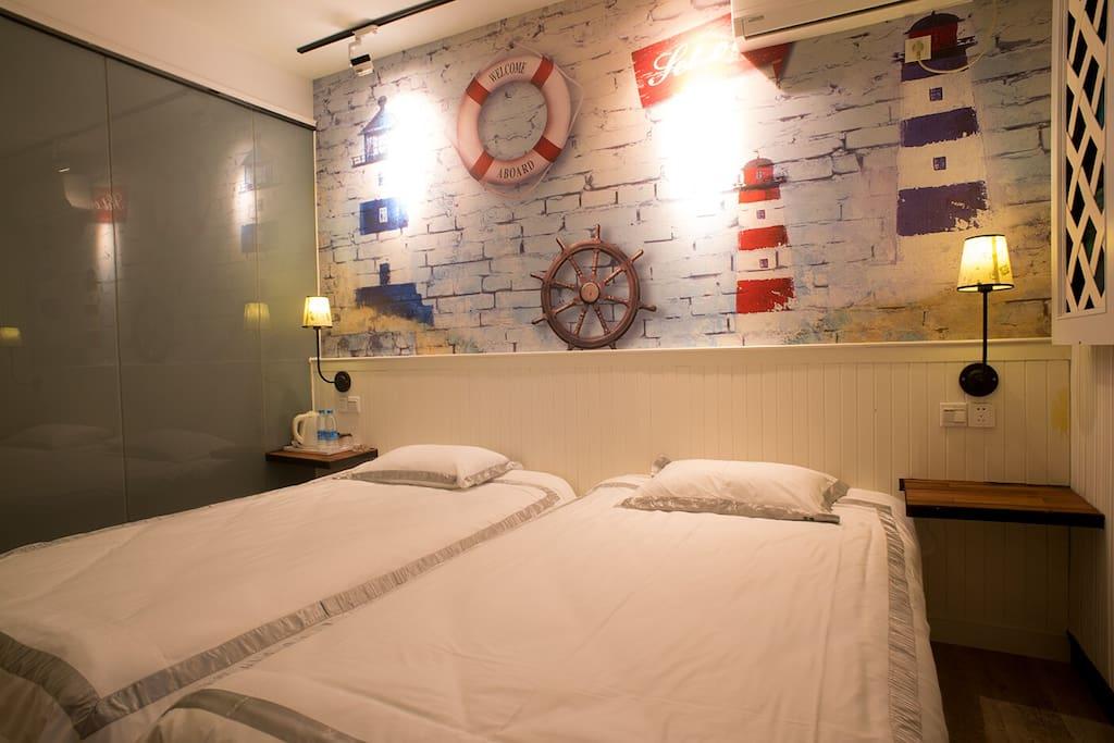精品双床房