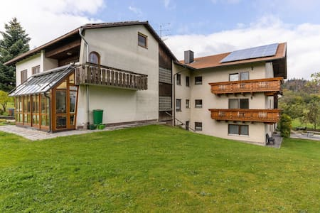 Cozy Apartment in  Sonnen Bavaria near Forest