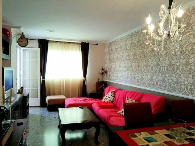 Piso Torrellano 3 habitaciones, céntrico, WiFi - Torre del Pla - Departamento