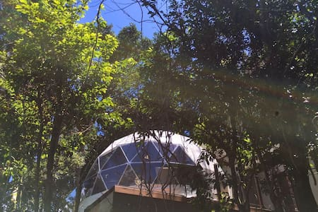 Chira, Monteverde Glamping, Pacific Tent. CR - Tenda