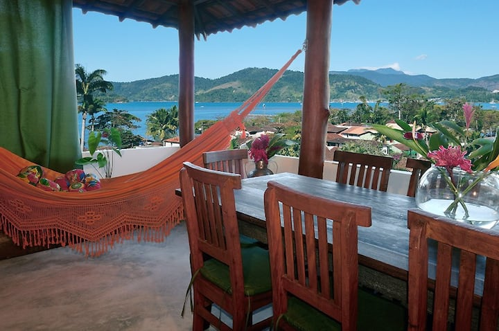 Casa Paraty with Stunning Seaview