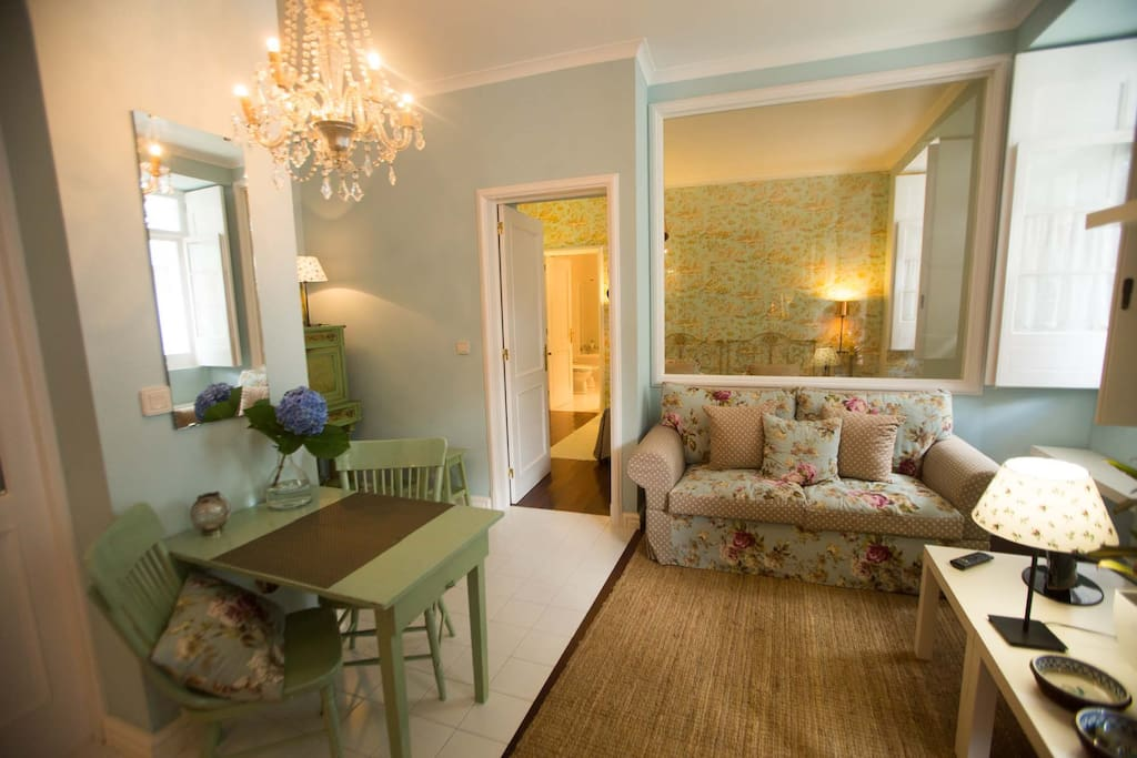 charming apartment centre pdelgada