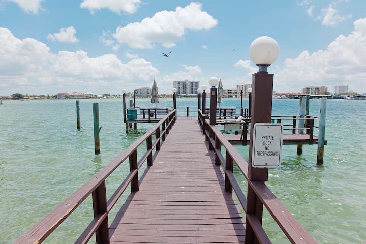 Clearwater Beach Waterview Studio - Clearwater - Apartmen