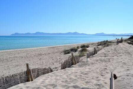 016 Muro beach Flat Private - Muro - Lägenhet