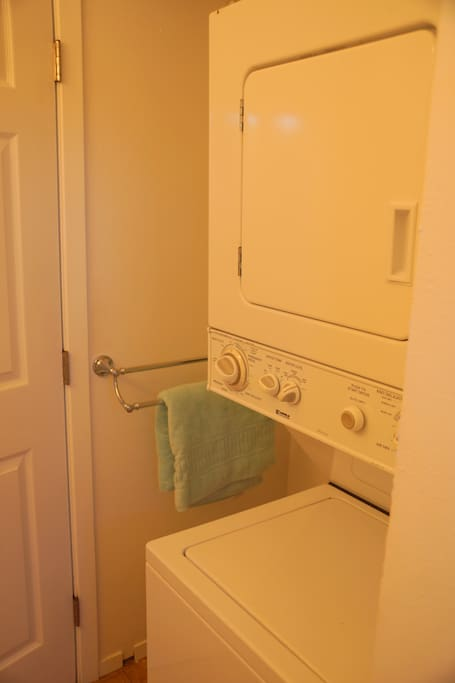 Private Laundry in your Ensuite