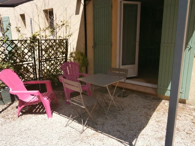 Gîte Mimosa en Drôme provençale