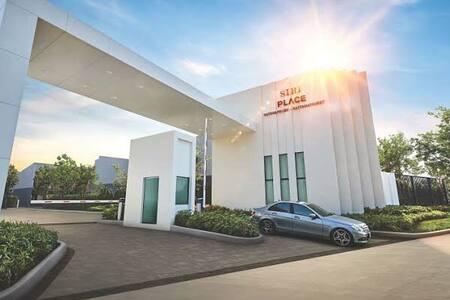 Brand new 2-bedroom home near Phuket Int'l Airport