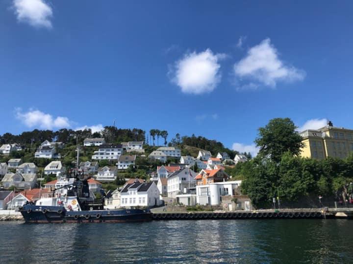 Husly - Leilighet til leie på Sørlandet.