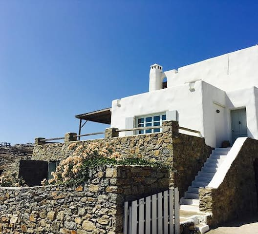 The House In The Field - Míkonos - Villa