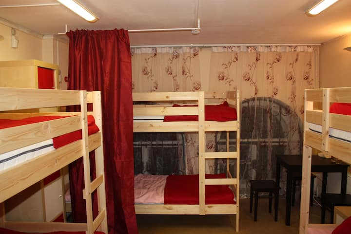 Hostel in Moscow