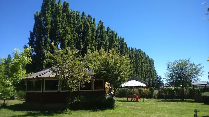 Refugio de tranquilidad - Dina Huapi - Flat