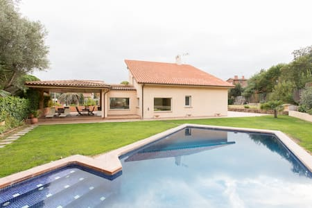 Luxury house with swimming-pool - Bellaterra