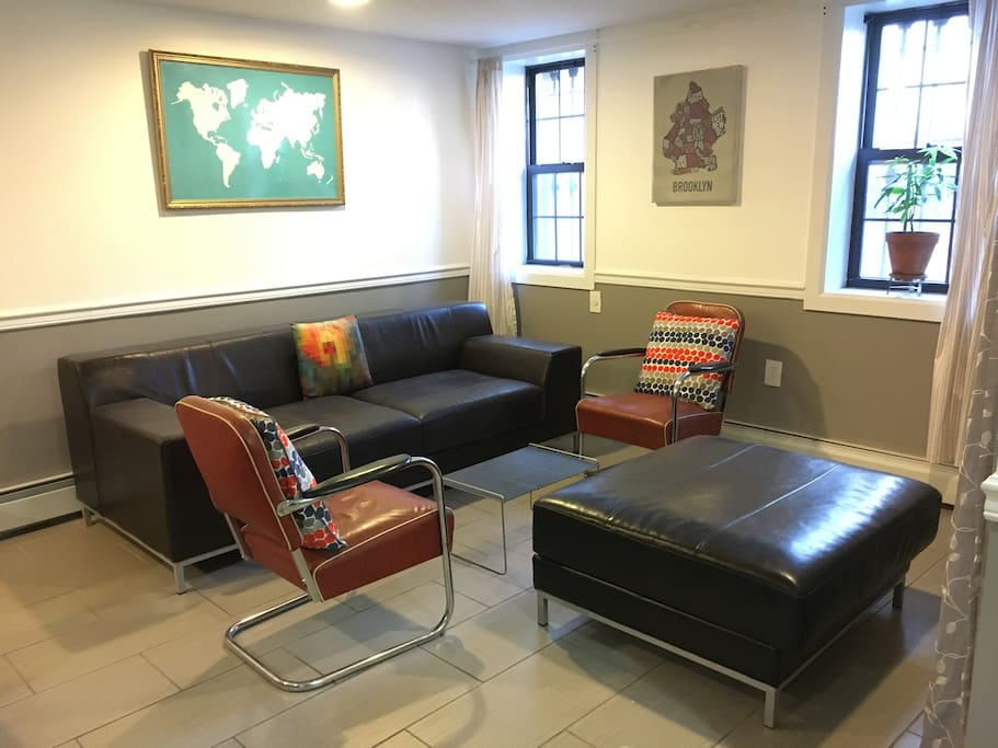 Ground Floor Living Room Area