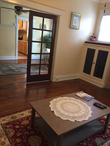 SUPERB furnished room in Cincinnati - Cincinnati - Apartment