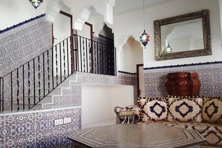 Asilah Superbe duplex avec terrasse - Asilah - Apartmen