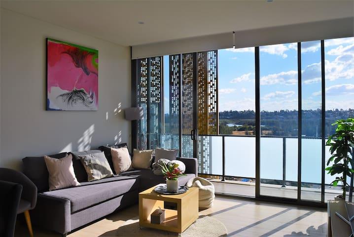 Wentworth Point Waterview|Brand New 2 Bedroom Apt.