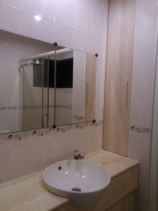 1st Toilet