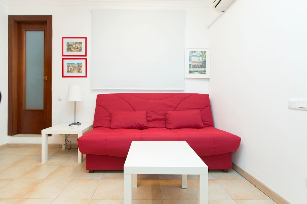 Sofá - cama