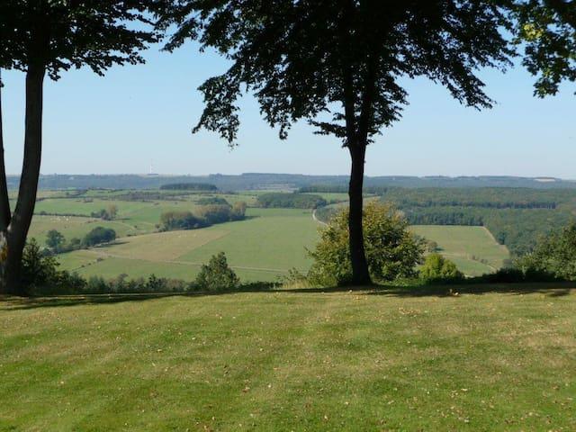 """"""" LA SAPINIERE"""" porte des Ardennes - Marche-en-Famenne - Aarde Huis"""
