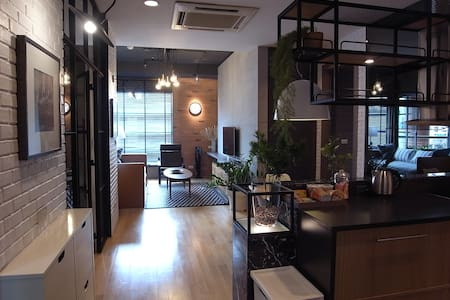 Loft apartment at central Bangkok - Bangkok