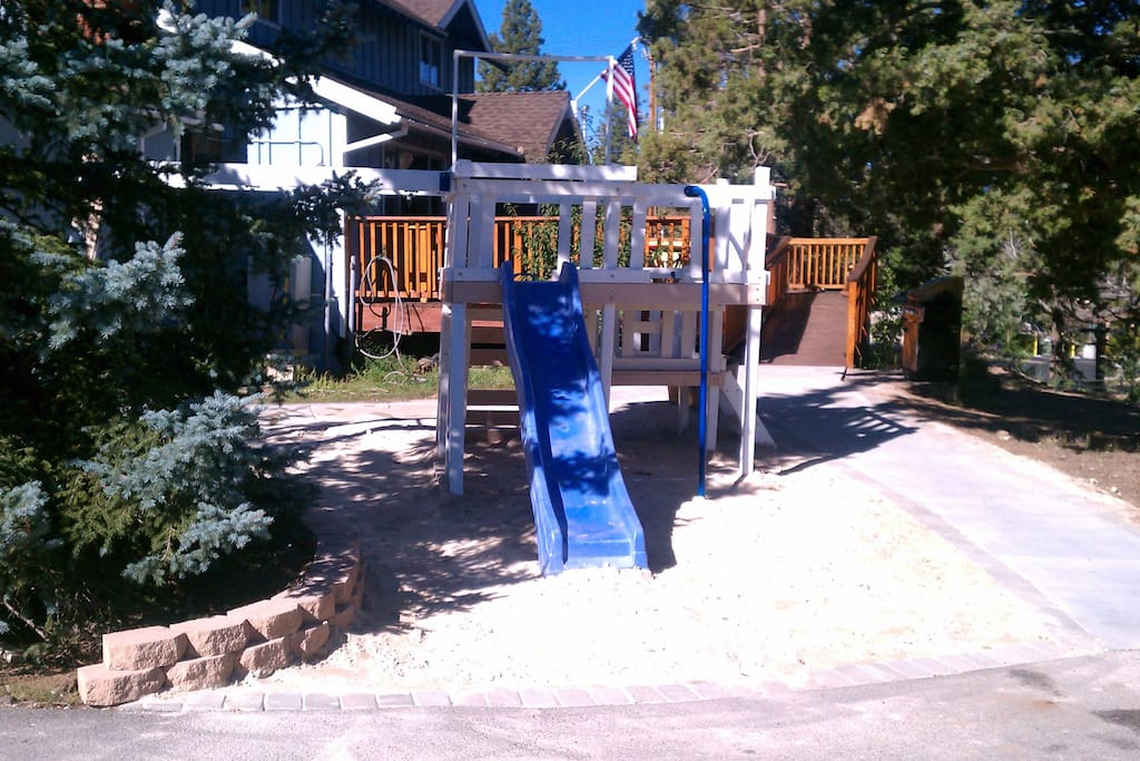 Playground for little ones!